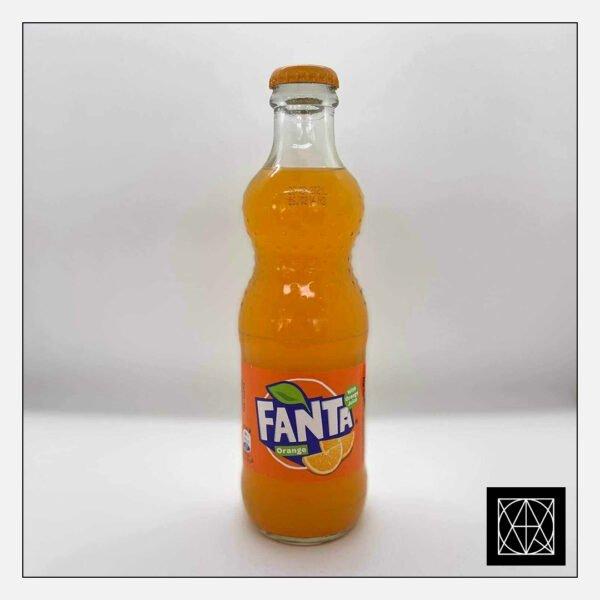 Gazuotas gėrimas FANTA, 250 ml