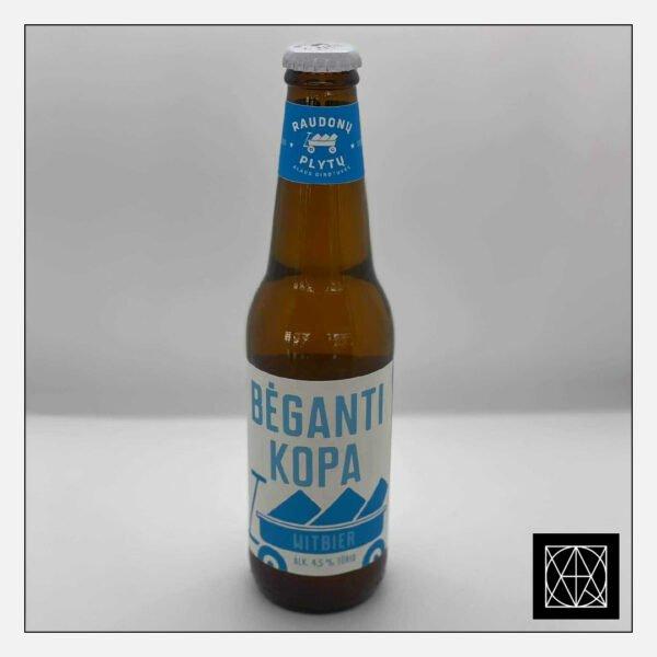 RAUDONŲ PLYTŲ alus BĖGANTI KOPA (4.5%), 330 ml
