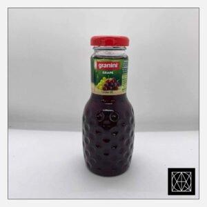 Vynuogių sultys GRANINI, 250 ml