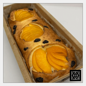 """Varškės apkepas su """"Soyaki"""" razinomis ir citrininiais abrikosais"""