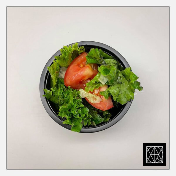 Šviežios lapinės salotos